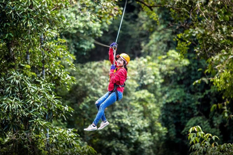 Sandoval lake Amazon rainforest tours 2 Days & Peru amazon kayaking zip line boat tours canoe canopy walkway ...