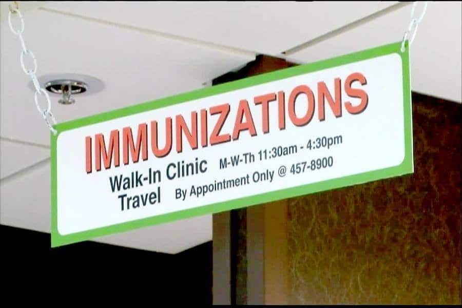 Peru amazon vaccinations
