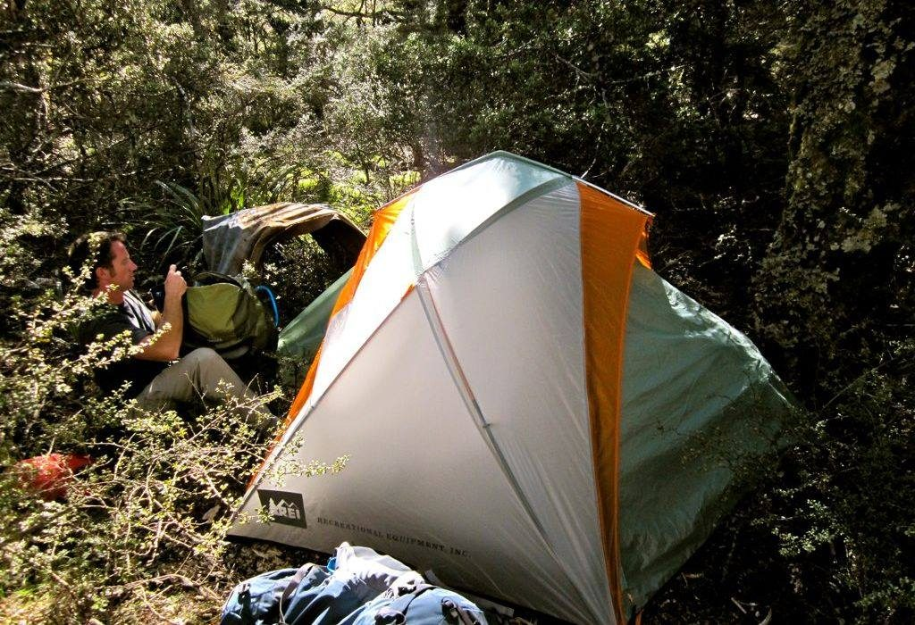 Pacaya Samiria campsite